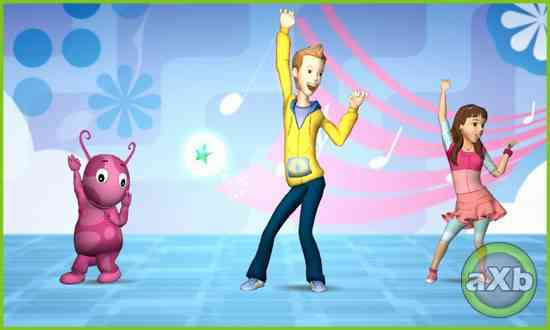 Ya Esta Disponible Nickelodeon Dance Para Kinect Accesoxbox