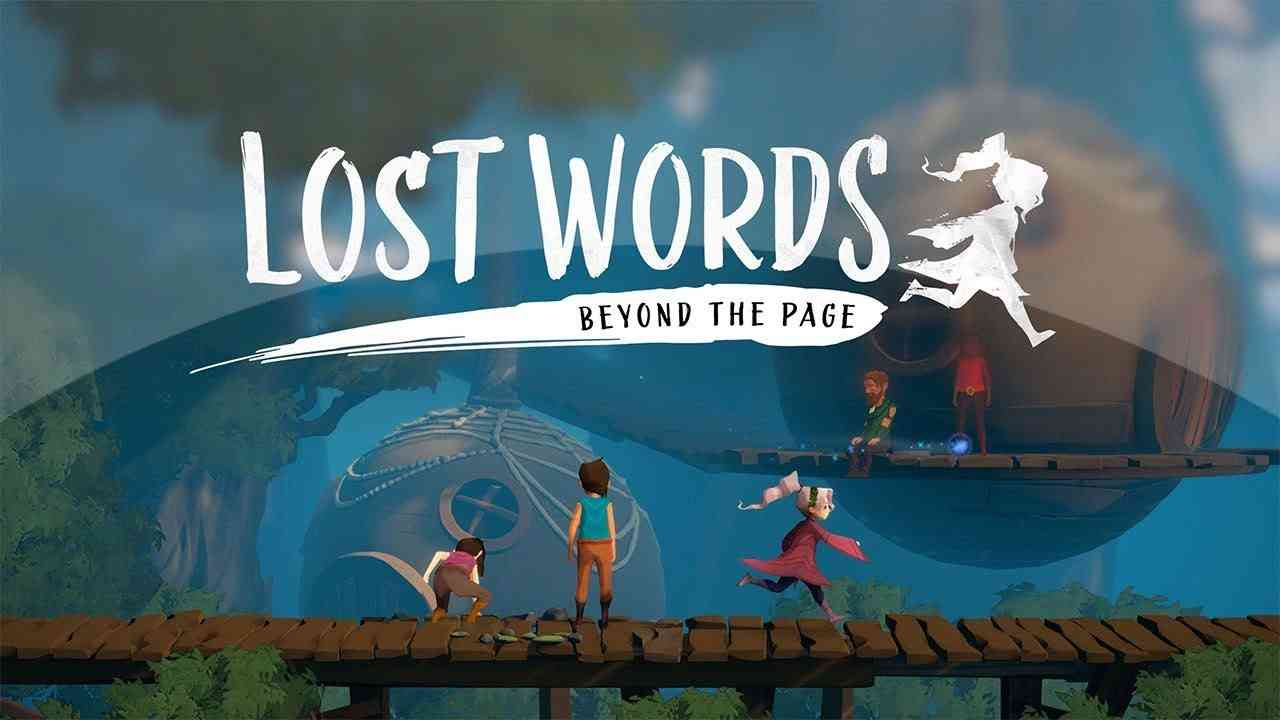 Lost Words