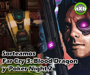Concurso Far Cry y Poker Night 2