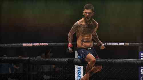 UFC 31: Locked and Loaded