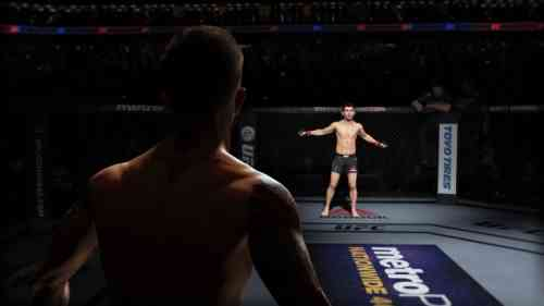 UFC 3: The American Dream
