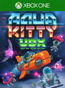 Aqua Kitty UDX: Xbox One Ultra Edition