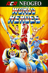 ACA NeoGeo: World Heroes