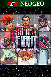 ACA NeoGeo: Galaxy Fight - Universal Warriors