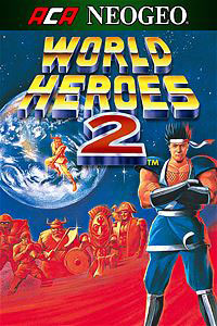 ACA NeoGeo: World Heroes 2
