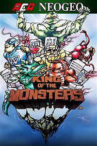 ACA NeoGeo: King of the Monsters