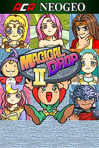 ACA NeoGeo: Magical Drop II