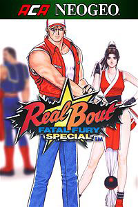 ACA NeoGeo: Real Bout Fatal Fury Special