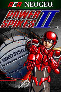 ACA NeoGeo: Power Spikes II