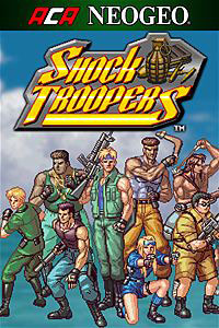 ACA NeoGeo: Shock Troopers