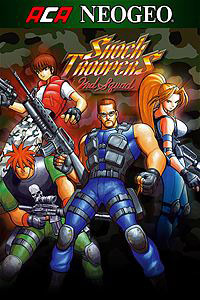 ACA NeoGeo: Shock Troopers 2nd Squad
