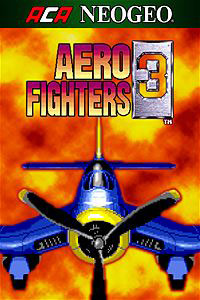 ACA NeoGeo: Aero Fighters 3