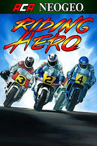 ACA NeoGeo: Riding Hero