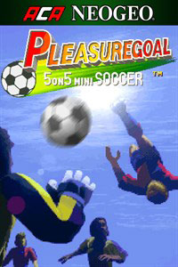 ACA NeoGeo: Pleasure Goal - 5 on 5 Mini Soccer