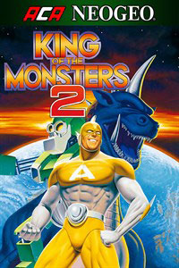 ACA NeoGeo: King of the Monsters 2