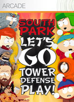 South Park: Let's Go Tower Defense Play!